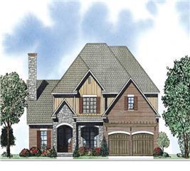 House Plan #153-1048