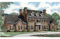 Main image for house plan # 19454