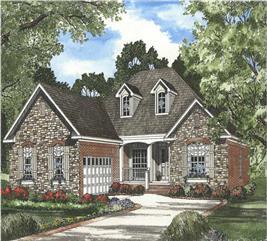 House Plan #153-1061