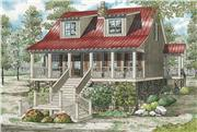 View house Plan#153-1064