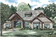 View house Plan#153-1090