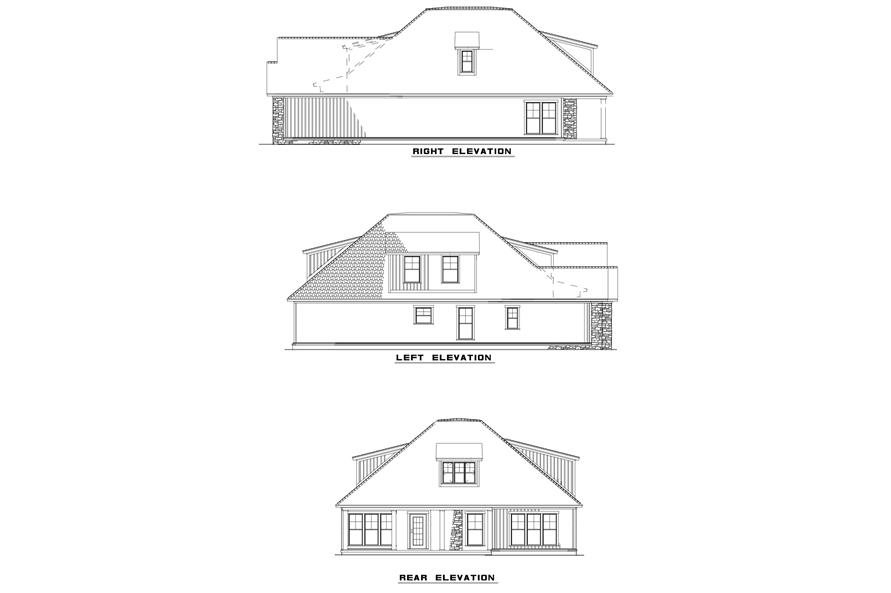 153-1099: Elevations