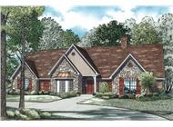 Main image for house plan # 20593