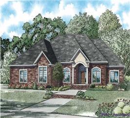 House Plan #153-1104