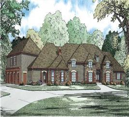 House Plan #153-1107