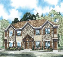 House Plan #153-1108