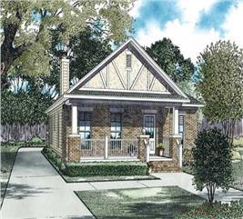 House Plan #153-1113
