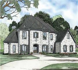 House Plan #153-1114