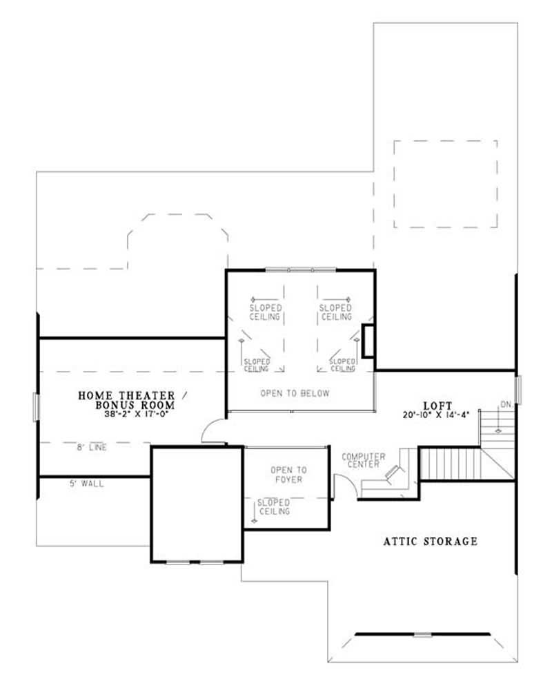 Traditional country european tuscan house plans home for 1120 westchester place floor plan