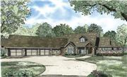 View house Plan#153-1124