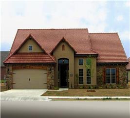 House Plan #153-1125