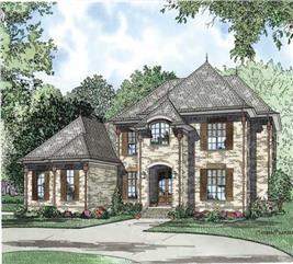 House Plan #153-1127