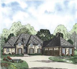 House Plan #153-1130