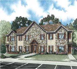 House Plan #153-1137
