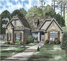 House Plan #153-1165