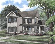 Main image for house plan # 3696