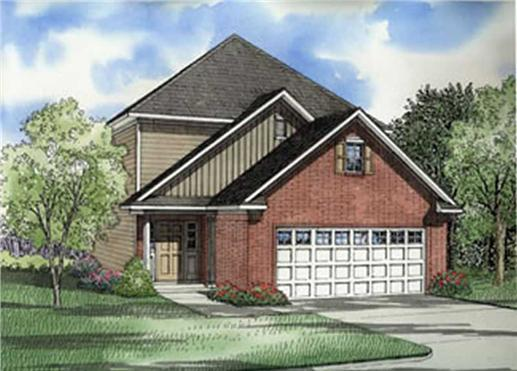Main image for house plan # 4046