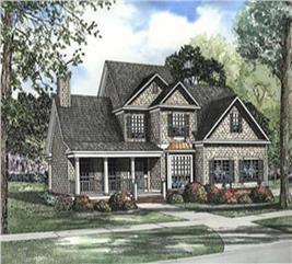 House Plan #153-1185