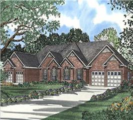 House Plan #153-1192