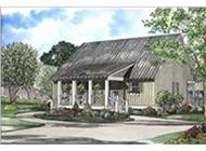 Main image for house plan # 7775