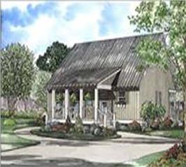 House Plan #153-1196