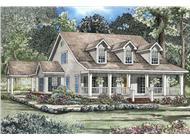 Main image for house plan # 3641