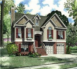 House Plan #153-1212