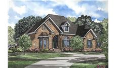 Main image for house plan # 4011