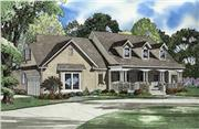 View house Plan#153-1224