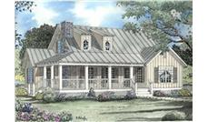 Main image for house plan # 3955