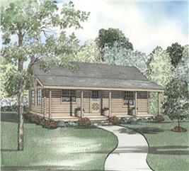 House Plan #153-1231