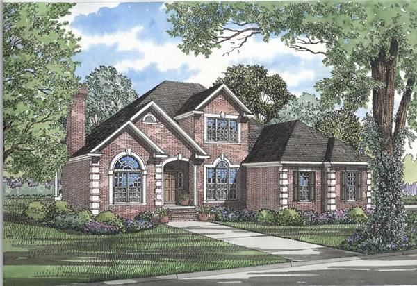 Main image for house plan # 3693