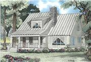 View house Plan#153-1240