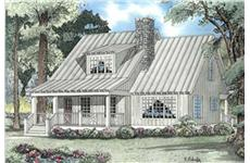 Main image for house plan # 3950