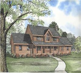 House Plan #153-1241