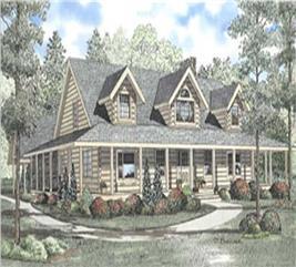 House Plan #153-1244