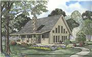 View house Plan#153-1266