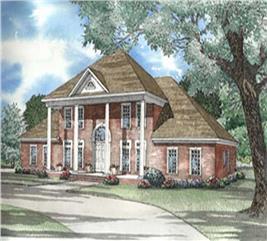 House Plan #153-1277