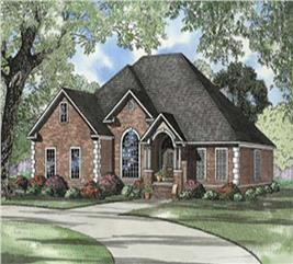 House Plan #153-1278