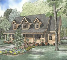 House Plan #153-1288