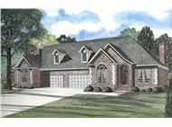 Main image for house plan # 3964