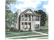 Main image for house plan # 3929