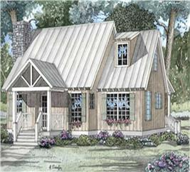 House Plan #153-1304