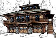 View house Plan#153-1309