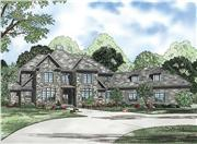 View house Plan#153-1318