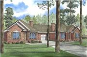 View house Plan#153-1321