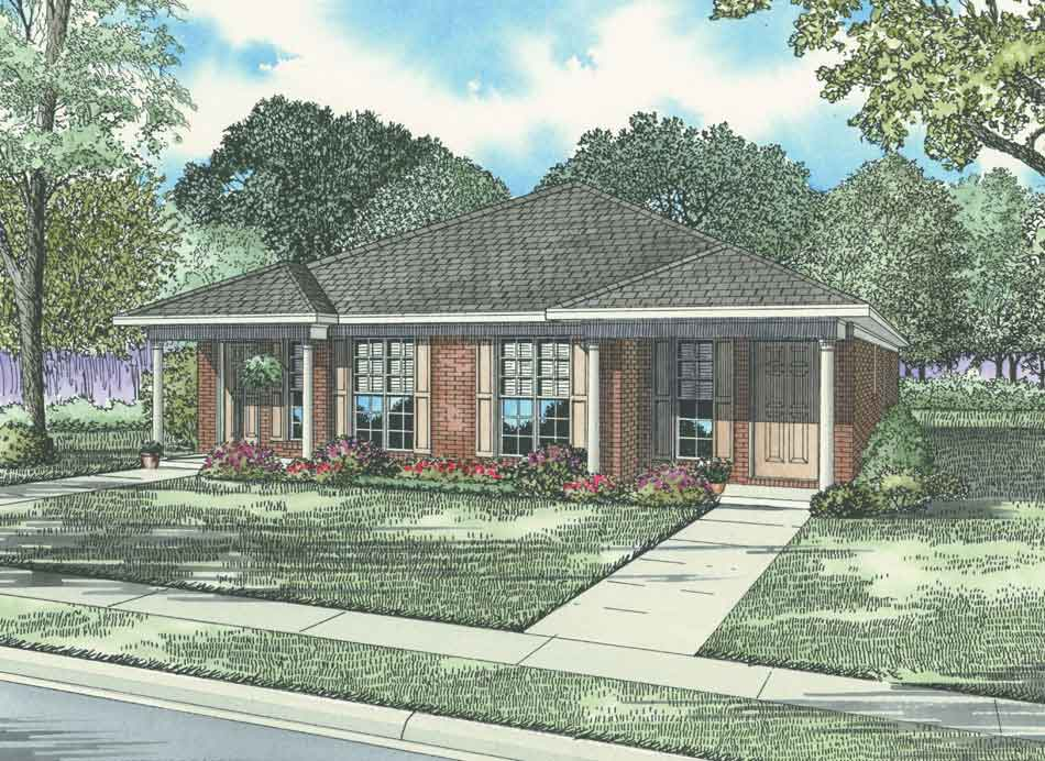 Astonishing Traditional Multi Unit Duplex Plan For Narrow Lot 153 1324 Home Interior And Landscaping Palasignezvosmurscom