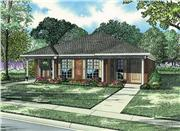 View house Plan#153-1324