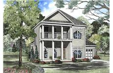 Main image for house plan # 3798