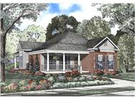 Main image for house plan # 3806